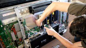 Устройство ремонт телевизоров