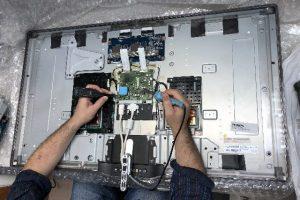 ремонт жк телевизоров цена