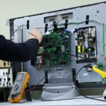 диагностика ремонт телевизора