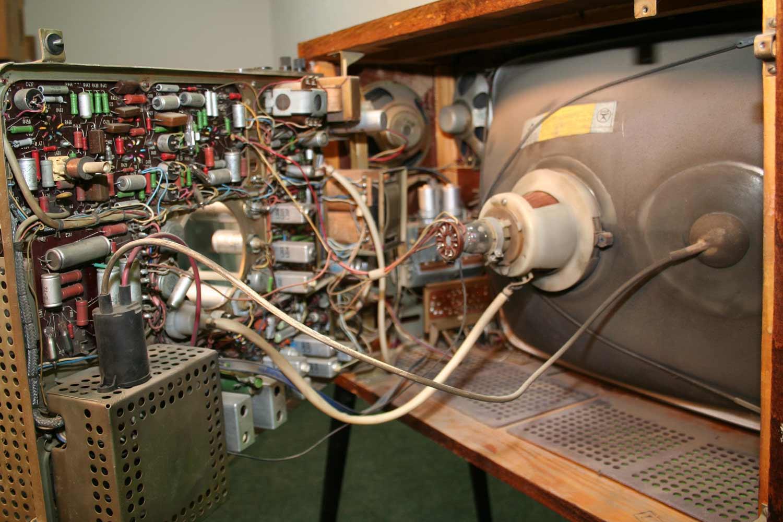 Ремонт ламповых телевизоров