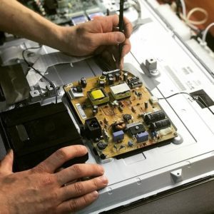 сервис по ремонту телевизоров